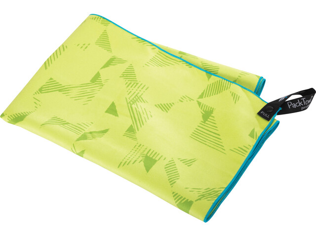 SealLine PT Personal Beach Abstract Towel lime